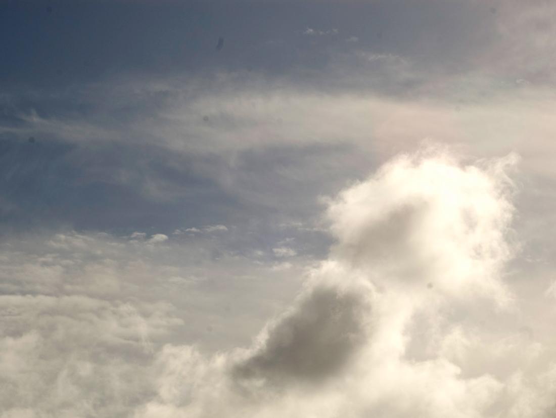 Céus de Fevereiro // February skies