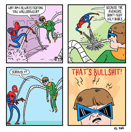 Doc Ock & Spider-Man