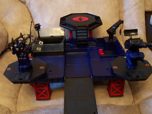 COBRA TACTICAL BATTLE PLATFORM
