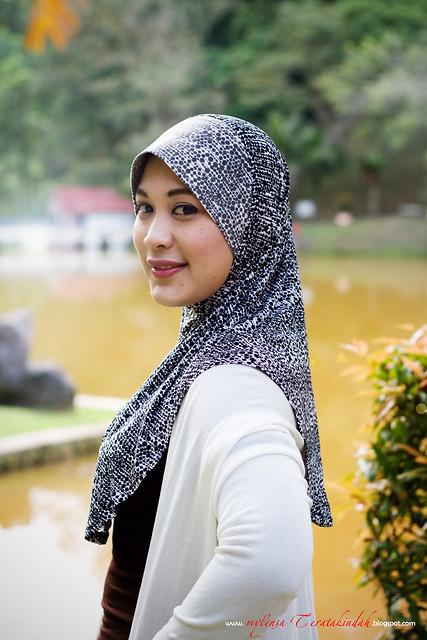 busana muslimah kontemperori