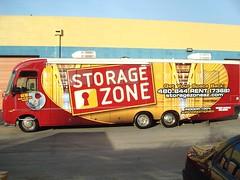 Storage Zone Bus Wrap