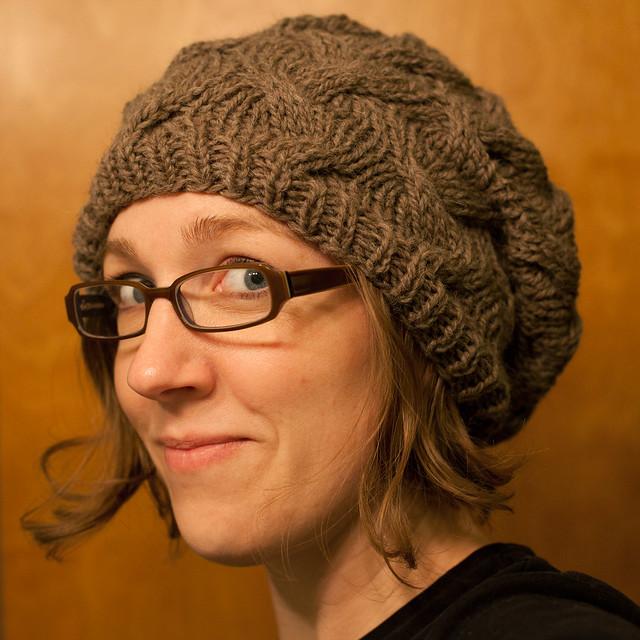 36/365 2 evening hat