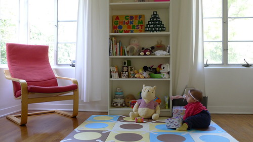 little roo's room!
