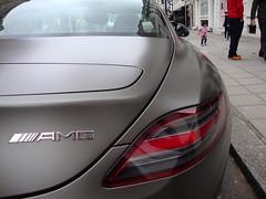 Aufrecht Melcher Grossaspach (TommyTanker1988) Tags: london cars mercedes sony luxury mph matte sls amg exotics supercars detailshot worldcars londonsupercars 562bhp
