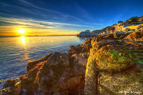 Sausalito Sunrise color