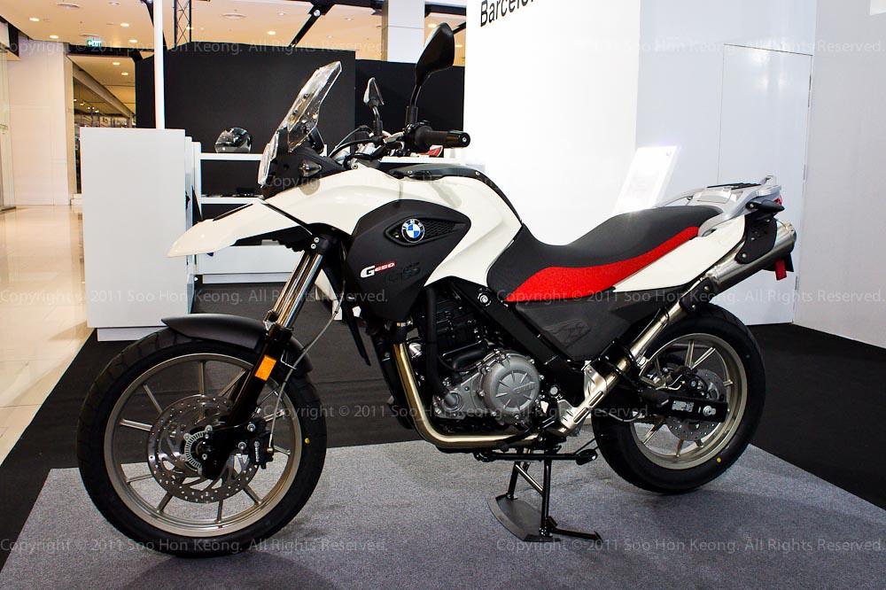 BMW @ Bangkok Motorbike Festival 2011, Thailand