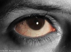 Tired.. (ZiZLoSs) Tags: macro eye canon eos tired 7d usm f28 aziz ef100mmf28macrousm abdulaziz عبدالعزيز ef100mm 365daysproject zizloss المنيع 3aziz canoneos7d almanie abdulazizalmanie httpzizlosscom