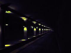 dark passage (dmixo6) Tags: winter urban toronto night february dugg dmixo6