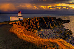 Cape D'Or Lighthouse, Nova Scotia, Canada (kevin mcneal) Tags: lighthouse canada weather novascotia thunder maritimes newvision easterncanada capedorlighthouse peregrino27newvision