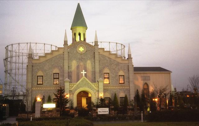 教会のフリー写真素材