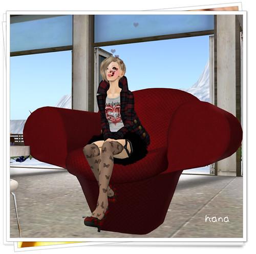 *Kc*T SGB3rdfesta Chair