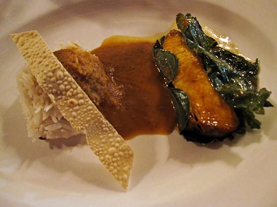 Mahi-Mahi in Mustard Curry