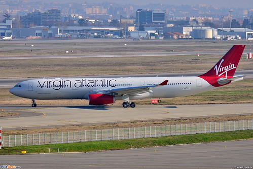 Virgin Atlantic A330