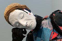 Folkert de Jong - The Last Thinker, 2010 [detail] (de_buurman) Tags: art rotterdam kunst exhibit exhibition nikkor tentoonstelling folkertdejong kunsthal allrightsreserved nikond300 debuurman edjansen 35mmf18g ipromisetoloveyou caldenborgh caldiccollectie