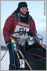 Femundlopet 400: Kim Dulk (NB-2.Platz)