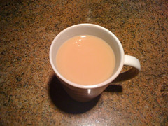 Assam Tippy Leaf Tea with Milk