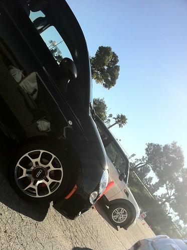 FIAT 500 vs. MINI