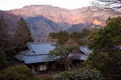hakone sunset (beherit_open) Tags: sunset mountain hotel hakone fujiya