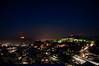 Nagold at Night (1/4) (Michad90) Tags: city winter snow night hospital germany lights nikon view d90 nagold hohennagold