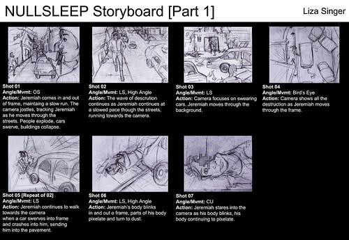 Storyboard 1-7