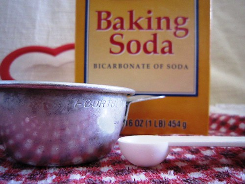 Baking soda bloopers