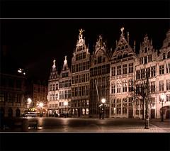 Antwerpen nattetid