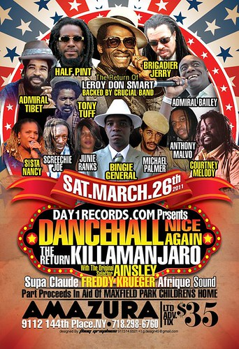 Day One Records Flyer