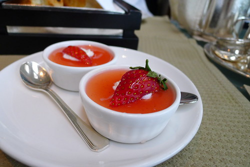 High Tea @ InterContinental Hotel