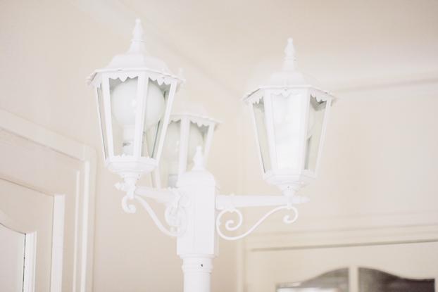 Castorama floor lamp