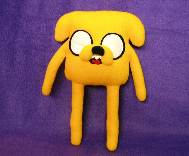 Jake Plush Doll