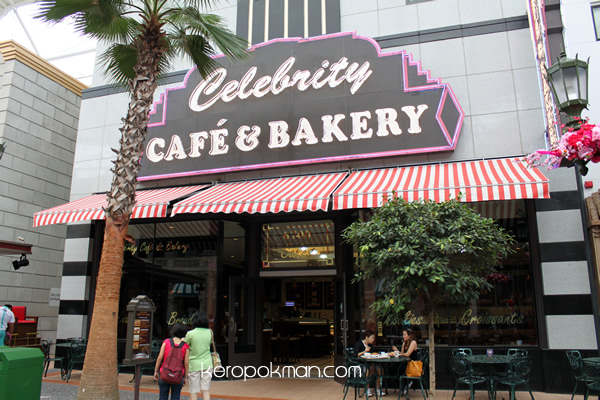 Celebrity Cafe and Bakery, USS