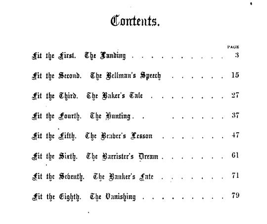 Lewis Carroll an...O Captain Poem