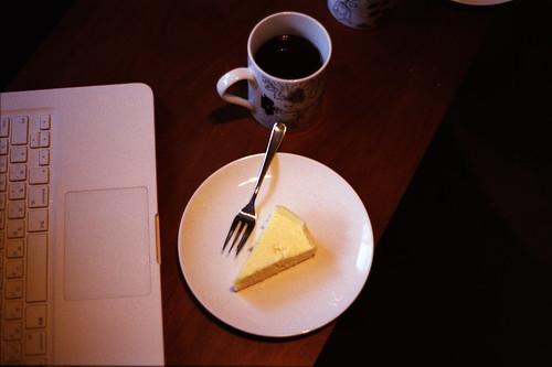 hand made cake