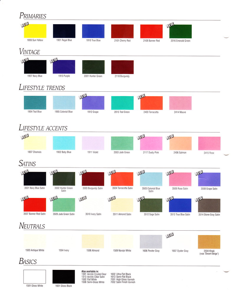 The worlds best photos of cap and rustoleum flickr hive mind 1995 krylon color chart page 1 slyle133 tags color vintage paint spray cap nvjuhfo Choice Image