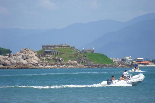 Praia dos Naufragados - Florianópolis