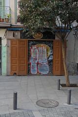 pyras (dug_da_bug) Tags: madrid graffiti spain pyras