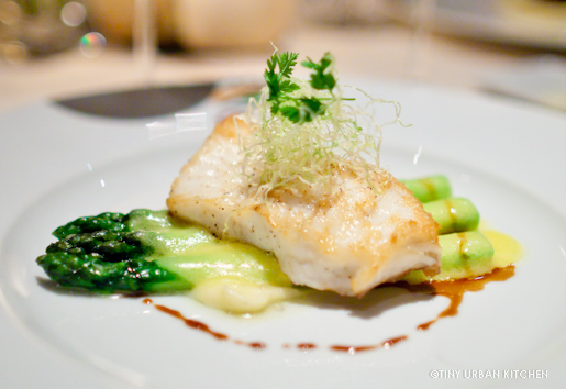 Sauteed Filet of Turbot