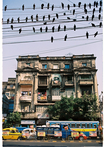 Poetic or chaotic city, Kolkata?