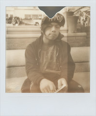 Rancid (darthdowney) Tags: sanfrancisco iso unionsquare polaroidlms600 unknownflash impossibleproject subjectdistance px600