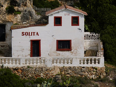 Solita anno 1910 (Bn) Tags: blue nature girl naked geotagged skinny boat back spain hiking lagoon solita unesco oxygen caves biospherereserve breeding harmony naturism topless limestone nudist coastline gorge nudity prehistoric shag menorca cala shags mediterraneansea seabirds clearwater laid minorca deepblue dipper unspoiled balearicislands bluesea balearics backtonature rockycoastline naturists calescoves palebluesky deepbluesea mediterraneanlandscape naturalenvironments rockyoutcrops crystalbluesea rurallocation naturistbeaches turquoisebluewater geo:lat=39864804 caminosnaturales semicircularbay geomenorca nestingontherocks aerobicdiving jumpoutofthewater smallcaves serenebluewater tranquilunspoiltplace shelteredcoves crystalclearblue unspoiledshores wonderfulclimate geo:lon=4144474