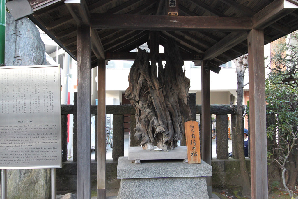 A Guide for A Walk in Negishi and Iriya Areas (14)