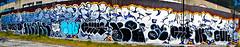 Death Smoke Civ Bobkat Kefer Stare Ikso Gun (TheHarshTruthOfTheCameraEye) Tags: de death graffiti oakland gun beef smoke panoramic stare bobcat smoker dis lords civ ver ftl iksoe lewse ikso kefer bobkat bkat