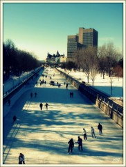 jour 50::365 (jag@lwh) Tags: ottawa skating picnik rideaucanal chateaulaurier nationalcapital shuttersisters365365project365