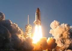 Space Shuttle Discovery STS-133 (JeffreyRoss) Tags: last fire smithsonian rss florida space smoke pad astronaut nasa flame liftoff final shuttle sound end mission remote capecanaveral ksc launch capture discovery blast kennedy booster vapor complete exhaust trigger brevard sts sts133