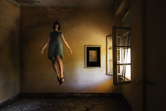 gravity (Dario  ipofisi) Tags: art arte digitalart dream surreal manipulation conceptual rem sogno surreale onirico oneiric ipofisi