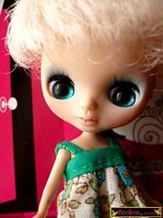 Custom Petite Blythe!