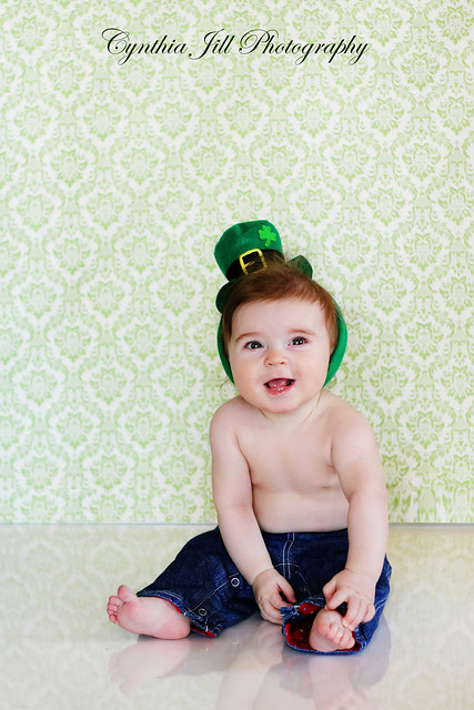 Little Irish Man