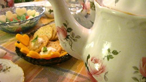 Because I love you tea