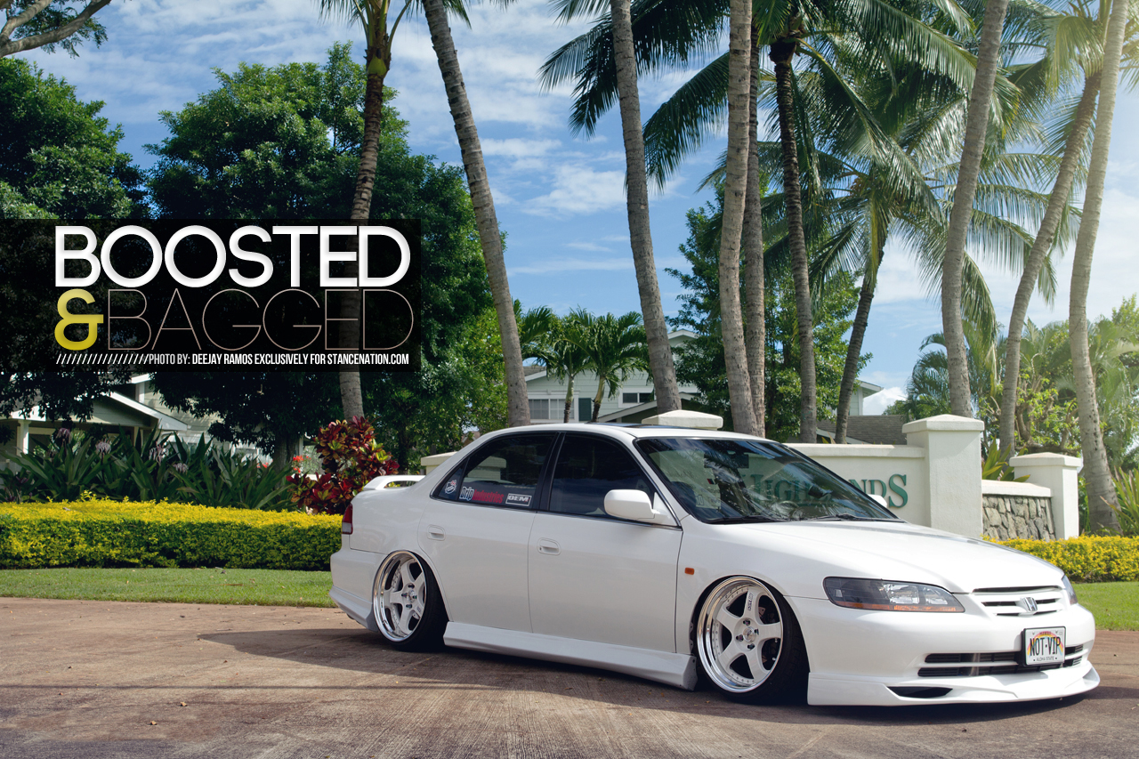 Boosted & Bagged | StanceNation™ // Form > Function