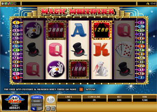 free Magic Multiplier curtain feature